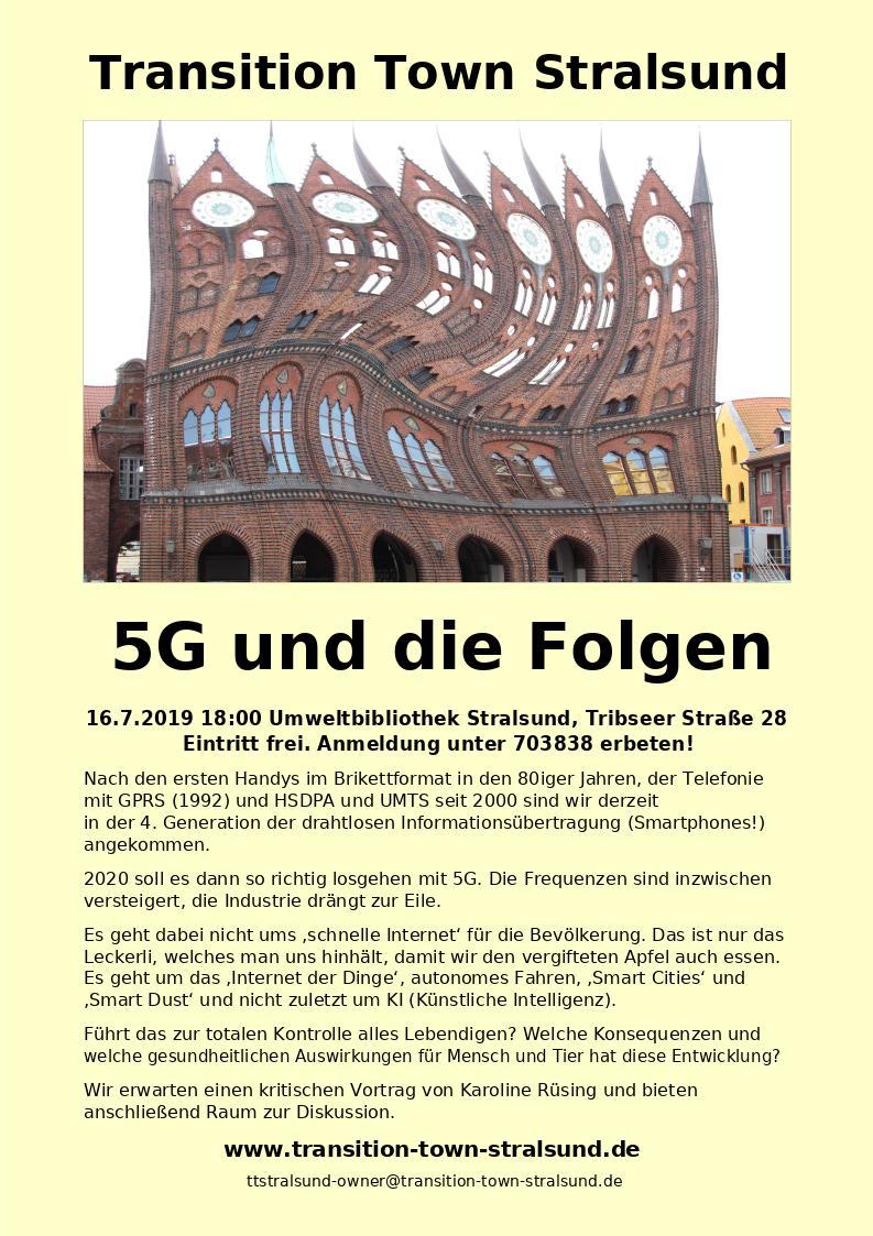 5G und die Folgen